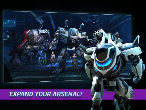Mech Tactics: Fusion Guards 1.1.3 screenshots 8