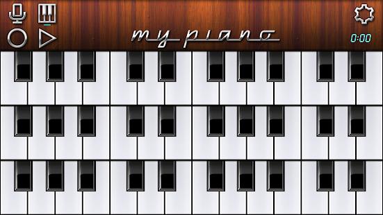 My Piano - Record & Play 4.3 Screenshots 3