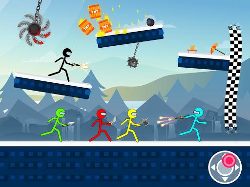 Stick Fighter: Stickman Games  screenshots 4