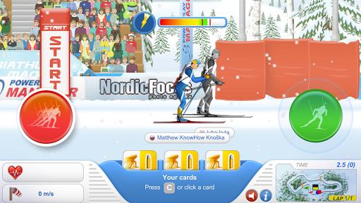 Biathlon Mania modiapk screenshots 1