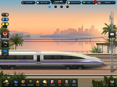 TrainStation Game On Rails Mod Apk 1.0.79 (Unlimited Money) 4