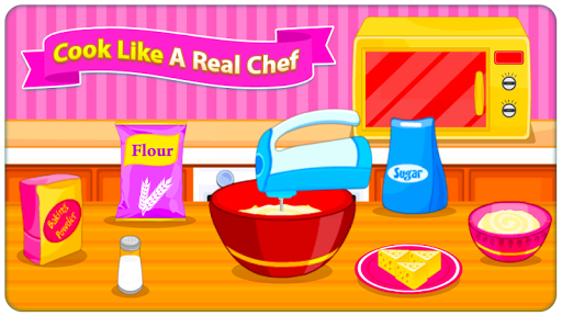 Baking Cookies - Cooking Game  screenshots 16