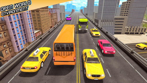 Taxi Simulator 2020  screenshots 6