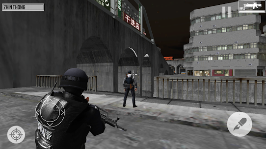 SWAT Dragons City: Shooting Game Hack for Android and iOS 5