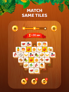 Tile Crush - Tiles Matching Game: Mahjong puzzles