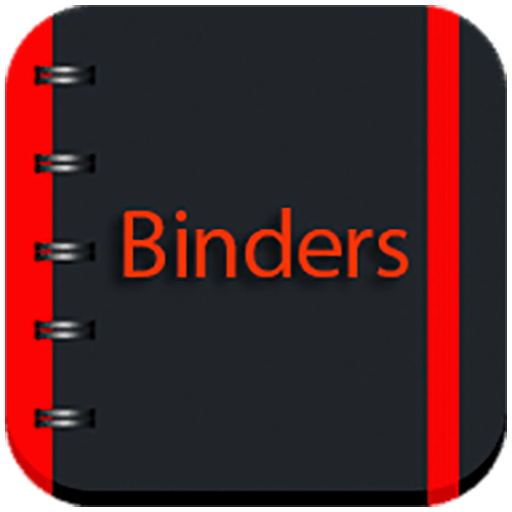 Binders - Icon Pack For PC Windows (7, 8, 10 and 10x) & Mac Computer