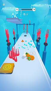 Pixel Rush Mod Apk- Epic Obstacle Course Game (Free Upgrade) 1