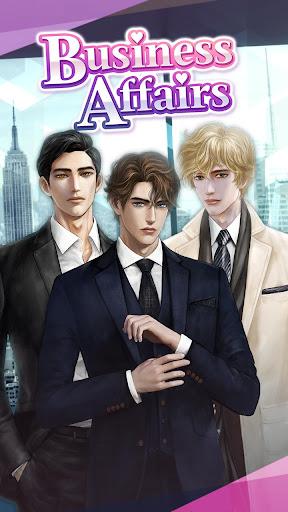 Business Affairs : Romance Otome Game  updownapk 1