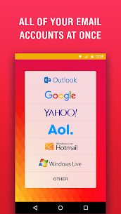Lite Mail: Hotmail, Gmail, Yahoo Email Client 1