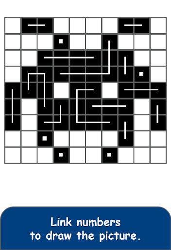 FCross Link-A-Pix puzzles 252 screenshots 5