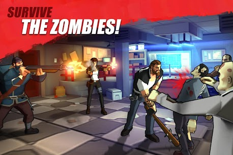 Zombie Faction – Battle Games for a New World 1.5.1 Android APK Mod 1