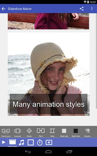 Scoompa Video - Slideshow Maker and Video Editor  Screenshots 13