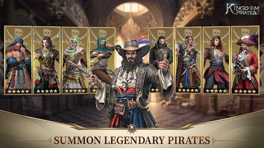 Free Kingdom of Pirates 4