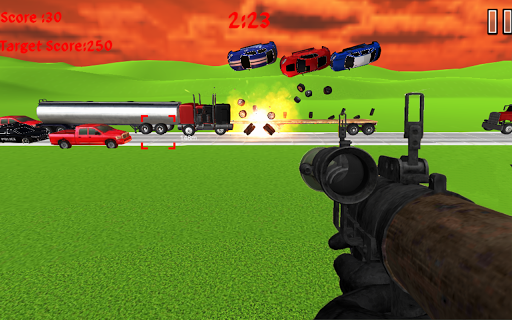 Rocket Launcher Traffic Shooter apkdebit screenshots 8