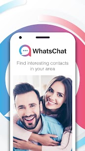 WhatsChat – Your app for chatting and dating 1