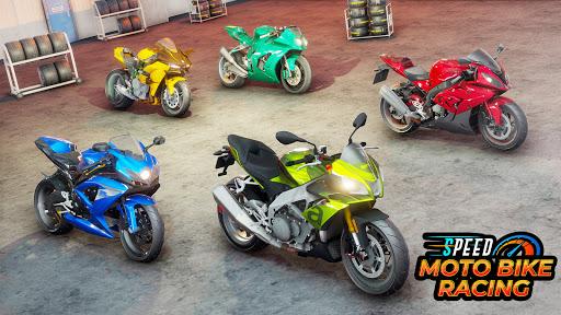Bike Racing Games: Moto Racing apkdebit screenshots 10