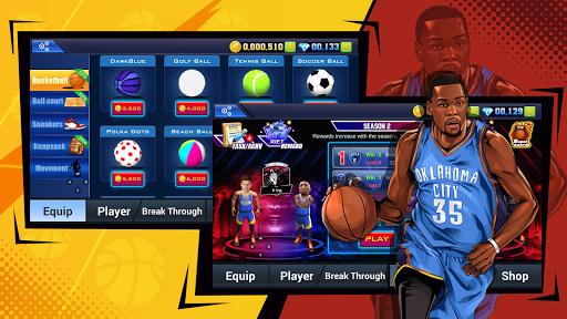 2 VS 2 Basketball 2021  screenshots 2