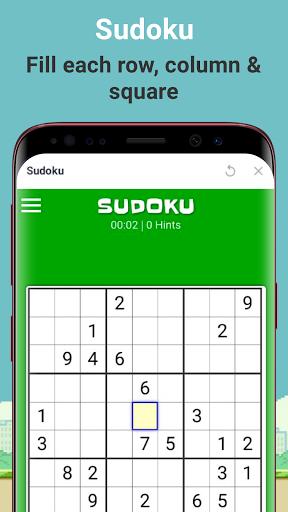 Solitaire, Sudoku & Chess  screenshots 3