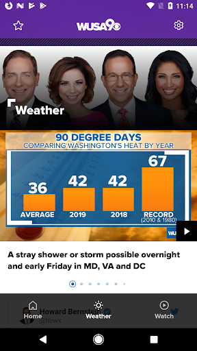 wusa9 news screenshot 2