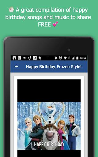 ud83cudf89 Happy Birthday Songs ud83cudfb6 android2mod screenshots 8