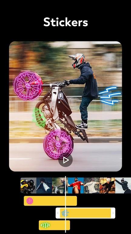 Video Maker & Photo Slideshow, Music - FotoPlay poster 4