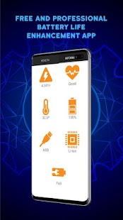 Battery Repair Life, Battery Doctor & Recovery Pro