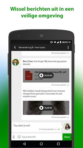 zorg messenger screenshot 2