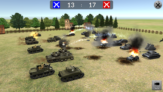 WW2 Battle Simulator MOD Apk 1.7.0 (Unlimited Money) 1