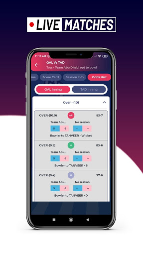 Cricket Fast Line - Fast Cricket Live Line  Screenshots 6