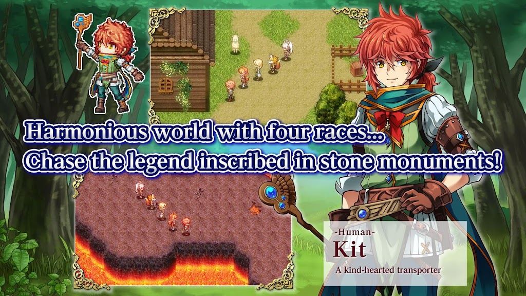 RPG Ruinverse MOD poster 16