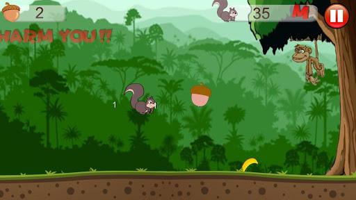 Squirrel Adventures apkpoly screenshots 4