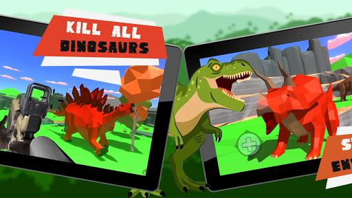 Wild Dinosaur Hunter: Dino Hunting Games 0.6 screenshots 6