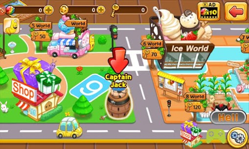 Larva Heroes Mod Apk (Infinte Candy / Coin) Latest Version 2021 3