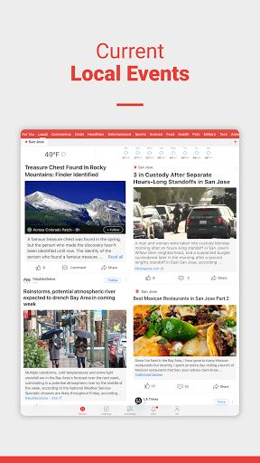 News Break: Local Breaking Stories & US Headlines  Screenshots 9