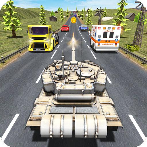 Tank Traffic Racer 2 Icon