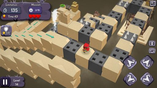 IndiBoy - A dizzy treasure hunter android2mod screenshots 19