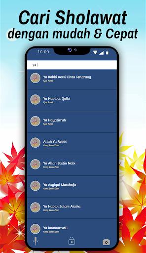 sholawat veve zulfikar offline screenshot 2