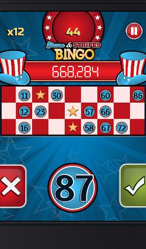 Stars and Stripes Bingo: FREE For PC Windows (7, 8, 10, 10X) & Mac Computer Image Number- 6
