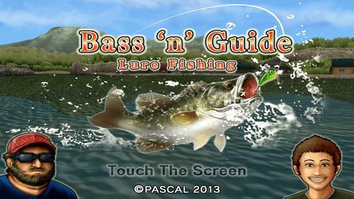 Télécharger gratuit Pêche à l'achigan et au leurre APK MOD 1