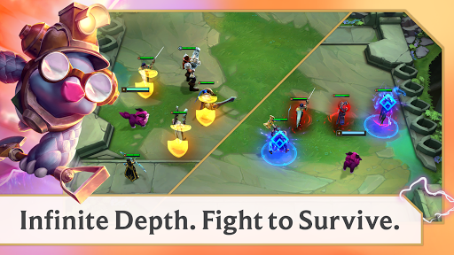 Code Triche Teamfight Tactics: League of Legends Strategy Game APK MOD (Astuce) screenshots 2