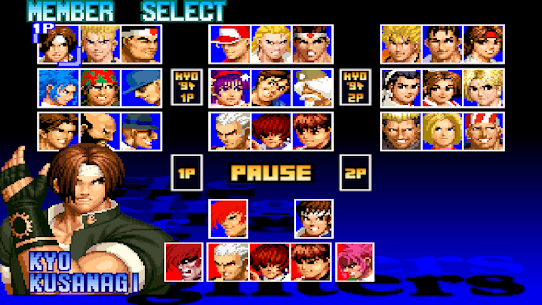 Baixar THE KING OF FIGHTERS '97 Apk Última Versão 2021 1