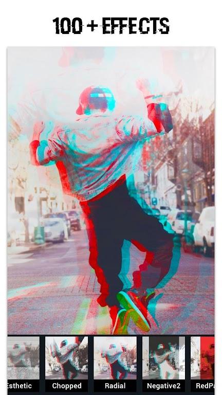 Glitch Photo Editor & Glitch Video Effect poster 6