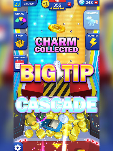 Tipping Point Blast! - Lucky Coin Pusher  screenshots 13