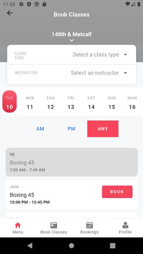 TITLE App screenshot 1
