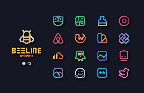 BeeLine Icon Pack v1.9 (Patched) 5