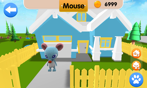 Talking Friend Home 1.1.4 screenshots 5