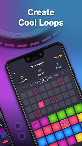Drum Pad Machine - Beat Maker & Music Maker 2.10.0 Screenshots 3