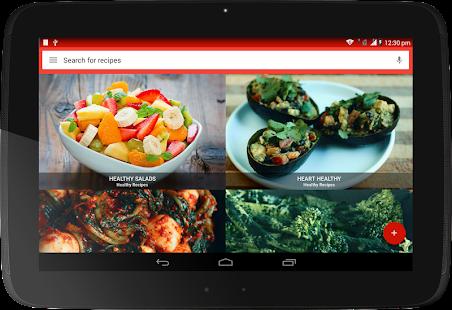 Healthy Recipes 29.0.1 Screenshots 18