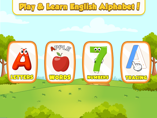 ABC Kids Games - Phonics to Learn alphabet Letters 15.0 screenshots 6