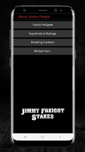 Jimmy Freight Stakes  screenshots 4